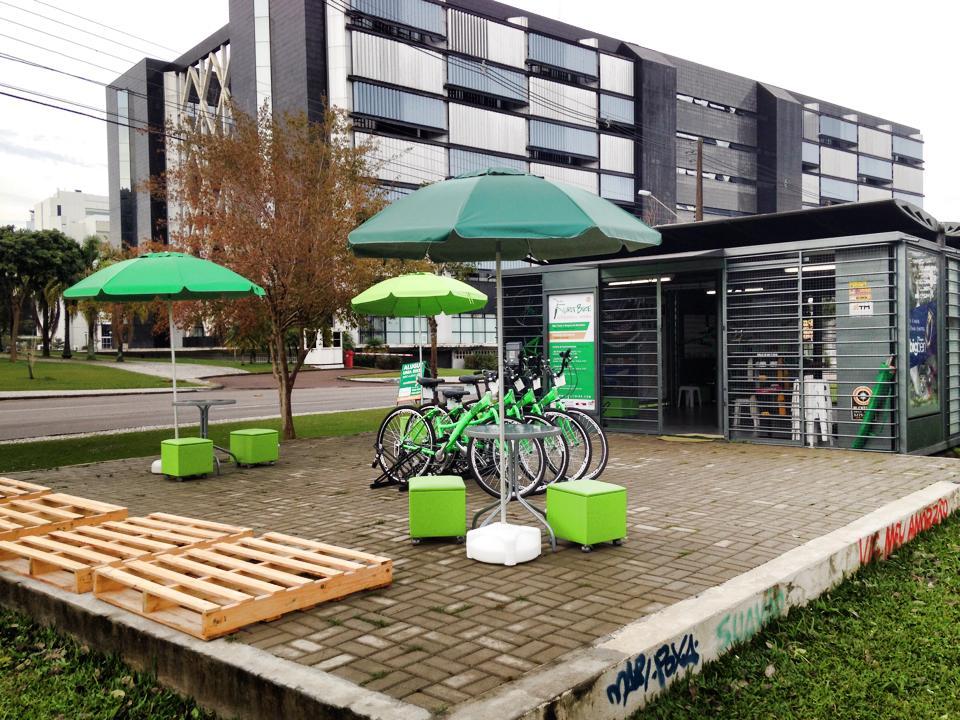 Aluguel de bicicleta em curitiba curitiba cult for Maison classique curitiba aluguel