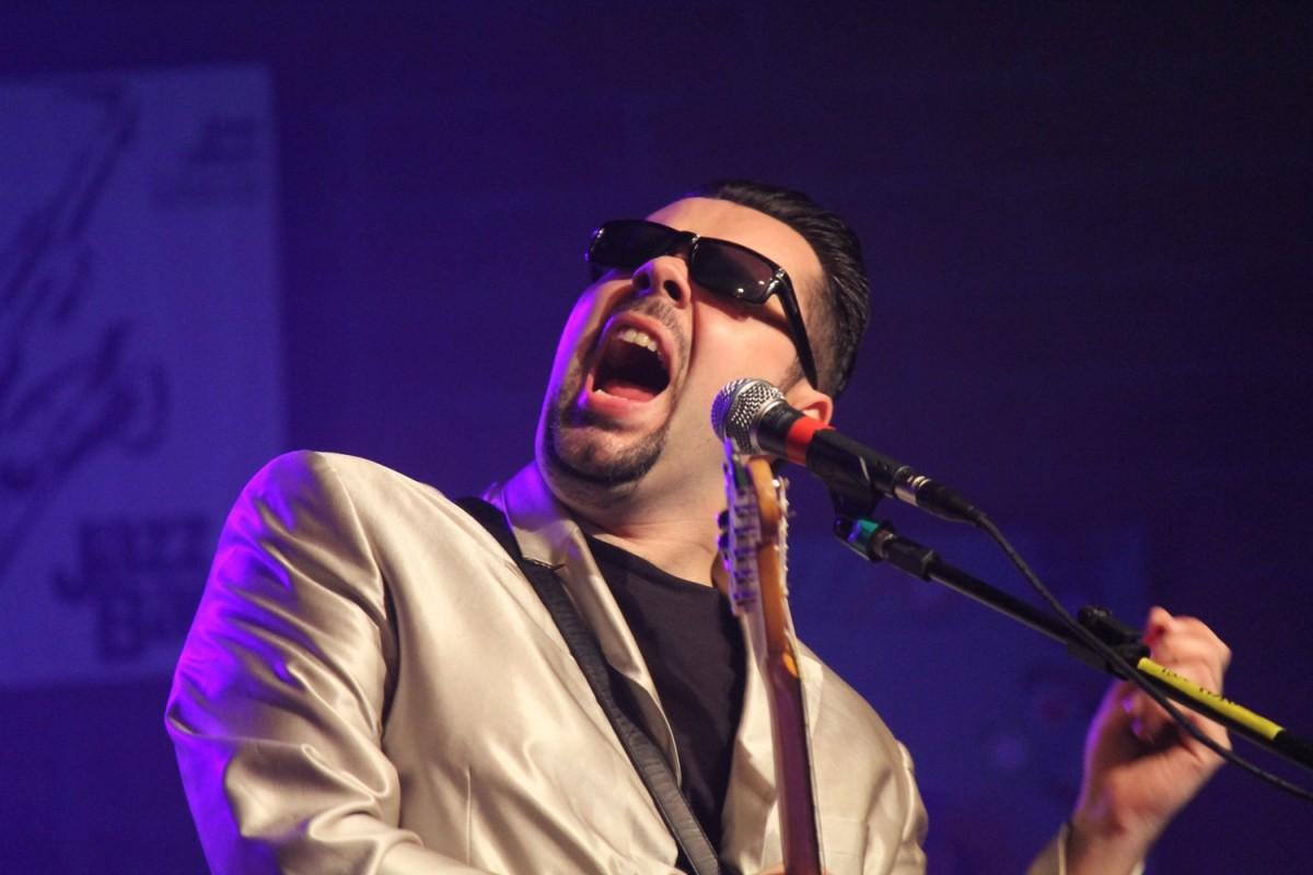 Igor Prado Blues Band. Foto: Divulgação