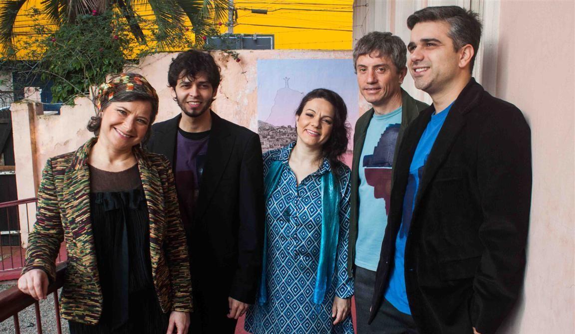 grupo-fato-lança-cd Foto: Aline Valente