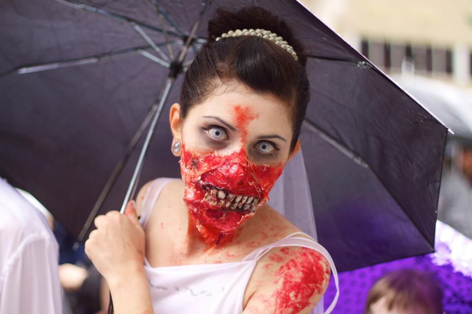 Zombie Walk Foto: Bruna Teixeira