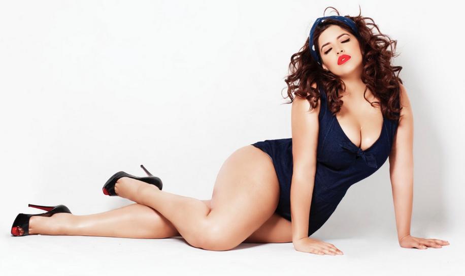 modelos-plus-size-2015-Denise-Bidot