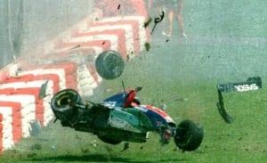 O vôo de Barrichello e o começo de tudo