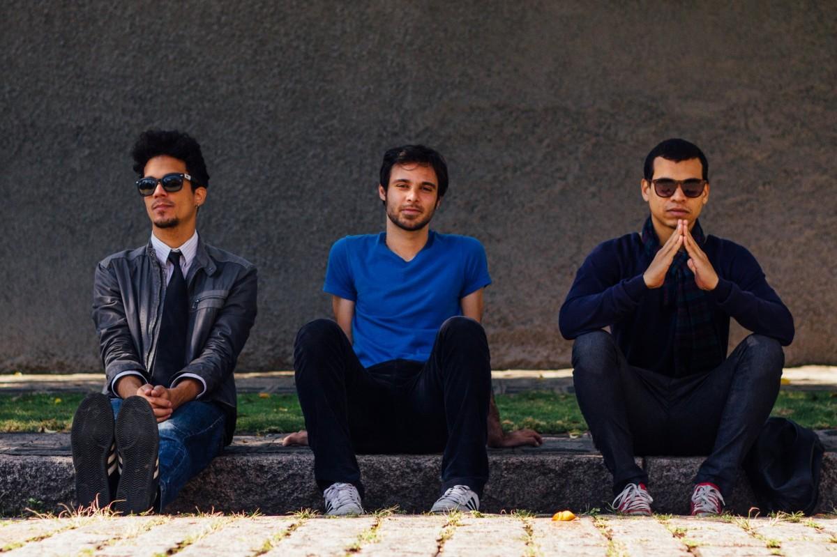 O trio The Hig Club   Foto: divulgação