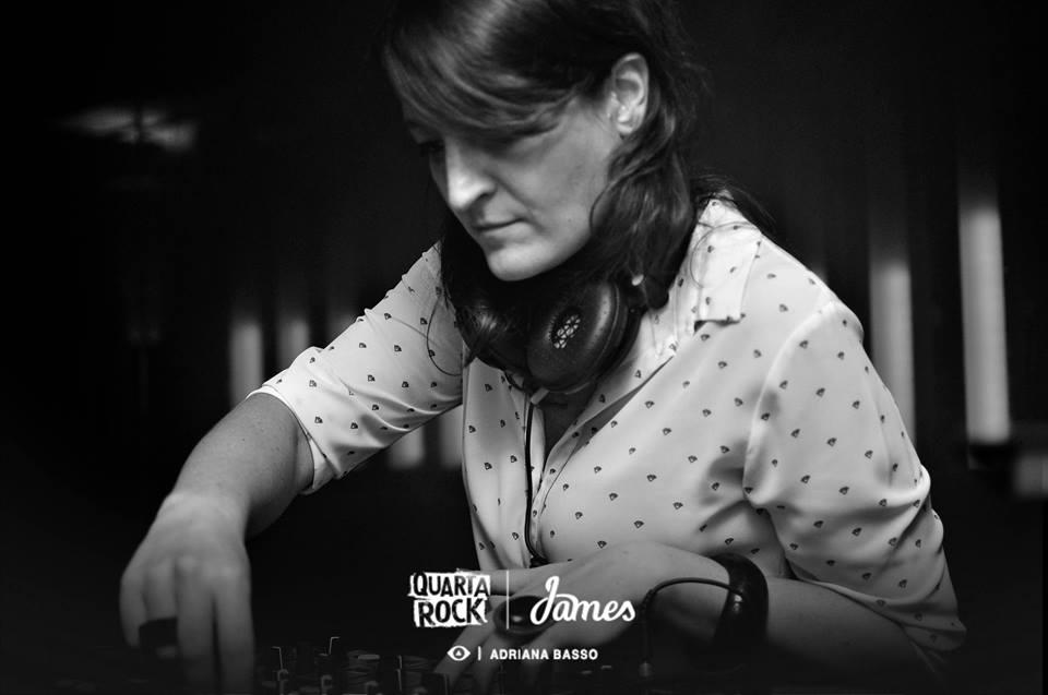 Claudia Bukowski, DJ residente da Quarta Rock