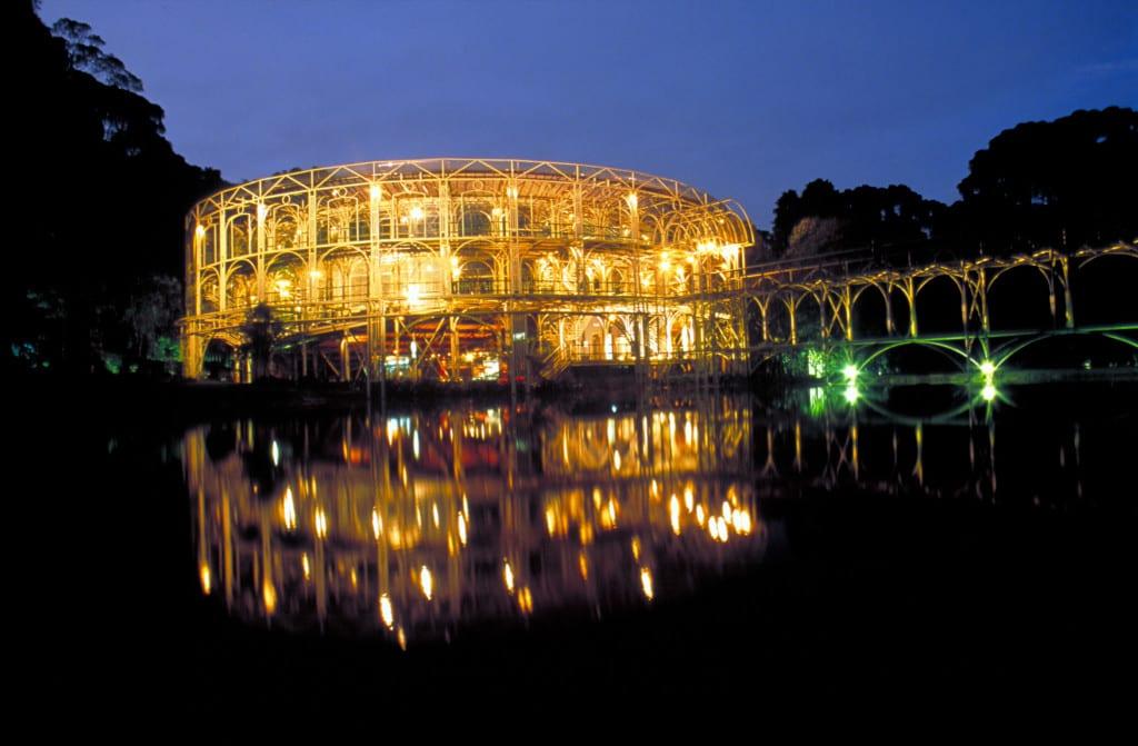 Ópera de Arame - Curitiba Opera de Arame - Curitiba Opera de Arame - Curitiba