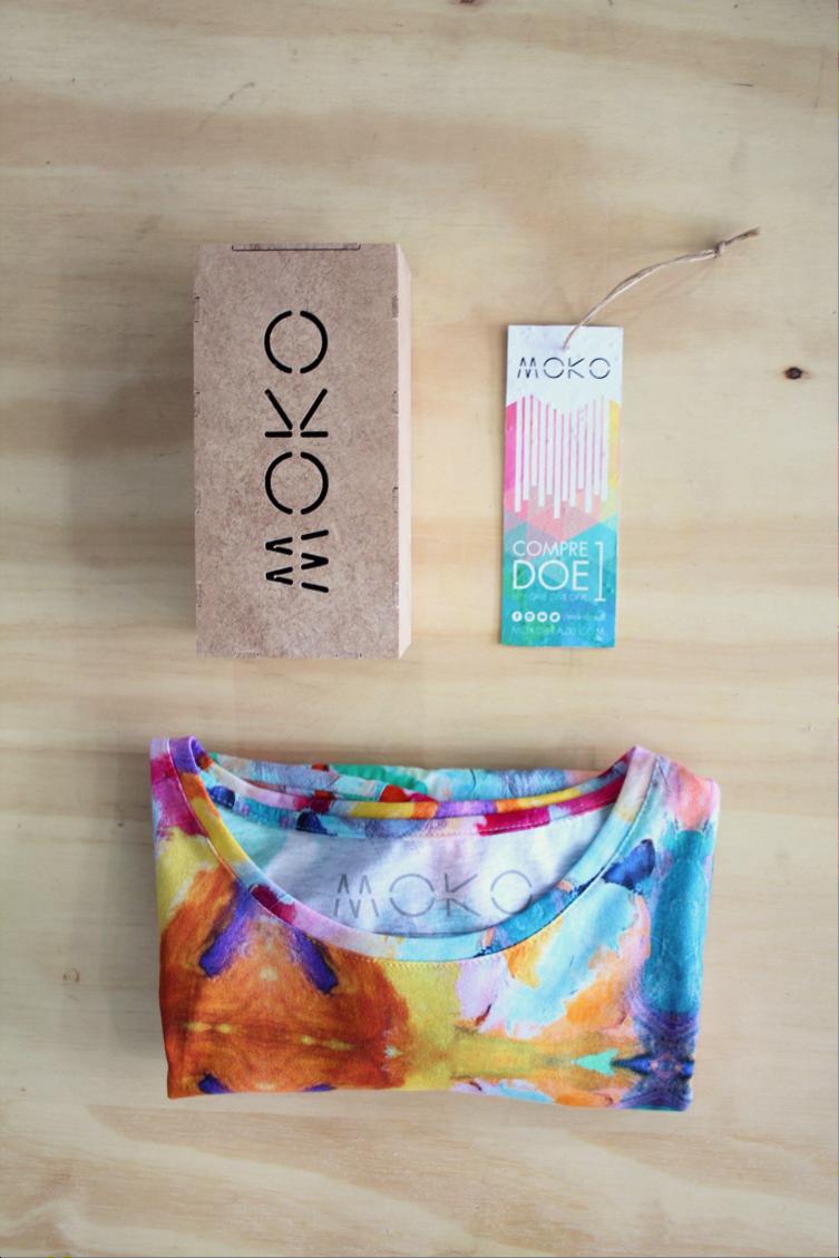 Embalagem MOKO