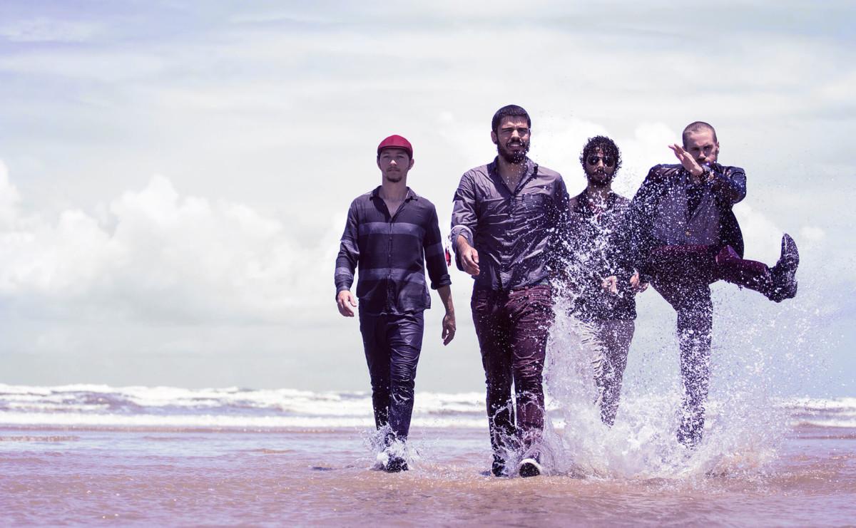 Coutto Orchestra foi uma das bandas selecionadas pelo voto popular no último edital