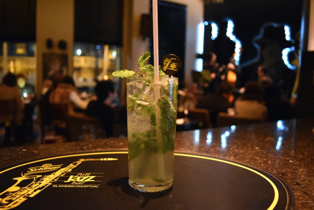Full Jazz - drink mojito