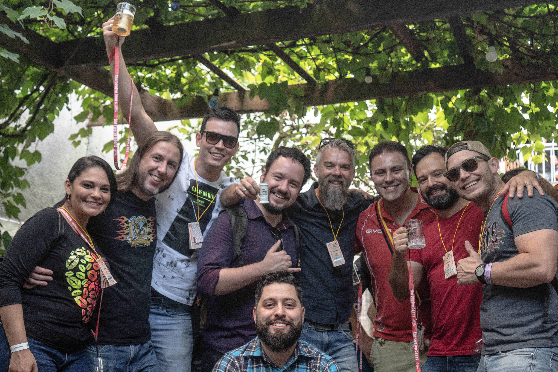 The Twelve Beers: um encontro de almas   crédito: Fernanda Kogin