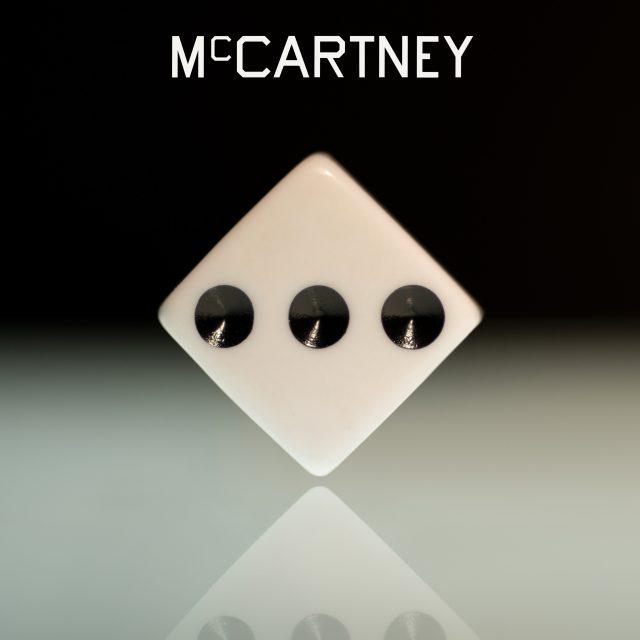 Capa do novo disco de Paul McCartney que estreia dia 11 de dezembro